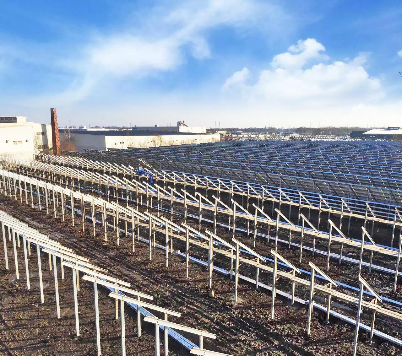 北海道札幌光伏太阳能项目