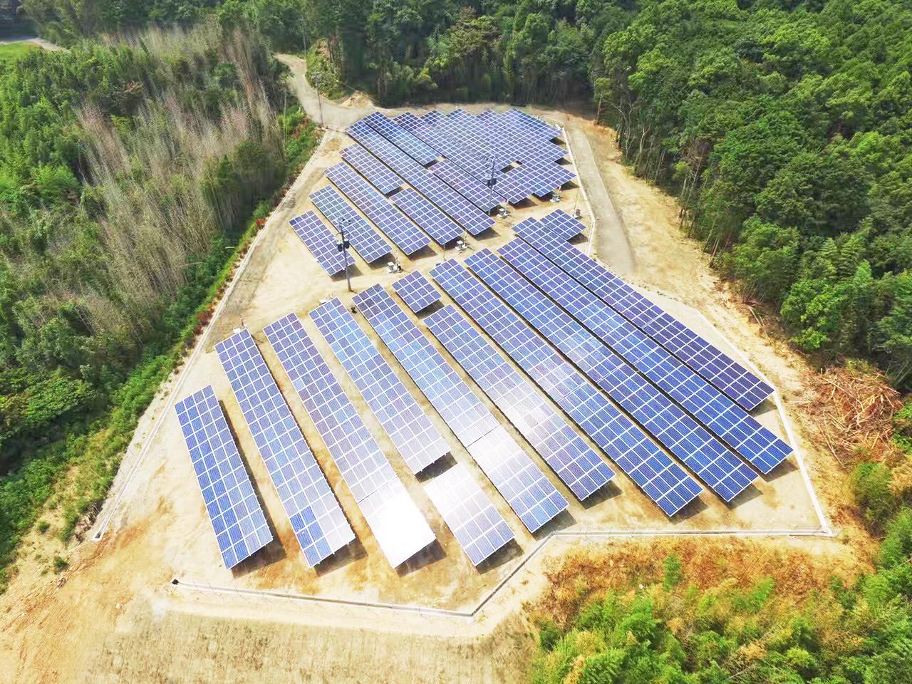 福冈县福津光伏太阳能项目